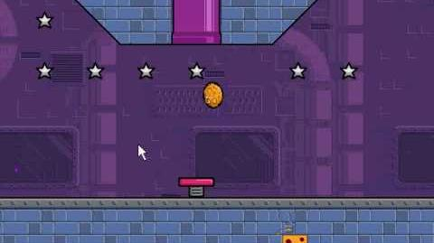 Nitrome - Cheese Dreams Level 11