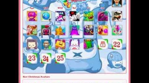 Nitrome avatars - Bad Ice-Cream 2 (Cold Storage yeti avatar)