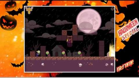 Nitrome Turn-Undead Level 17 with Cross