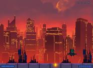 Final Ninja - Swinging Through Wall Glitch
