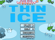 Thin Ice menu