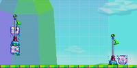 Flagpoles (changeType())