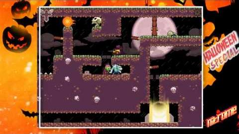 Nitrome Turn-Undead Level 9 with Cross