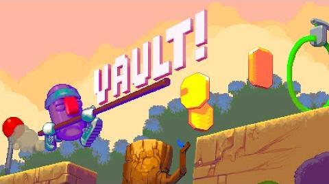 Vault! Available Tomorrow!