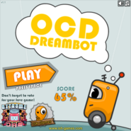 OCD Dream Bot menu