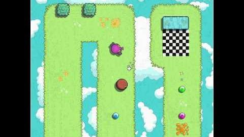 Nitrome Fluffball - level 4