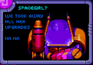Spacegirl unlock