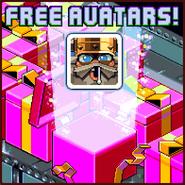 Free AvatarsAd Ib