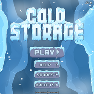 Cold Storage menu