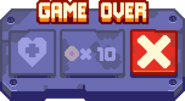 RustBucket endless game over browser