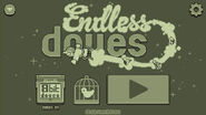 Endless Doves menu