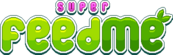 Super Feed Me logo