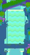 LeapDay theme Waterfall