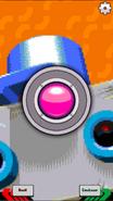 BBR Touchy blue robot menu