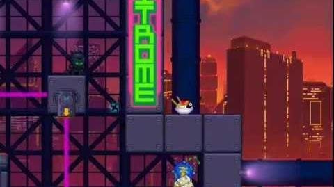 Final Ninja - level 7