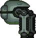 Bomb Shooting Robot