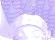 Eskimo on Eskimo Mountain (Snowman)