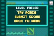 Mega Mash Game Over