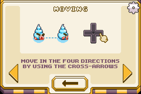 image - bad ice-cream series help screen 1 | nitrome wiki, Moderne deko