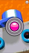 BBR Touchy blue robot