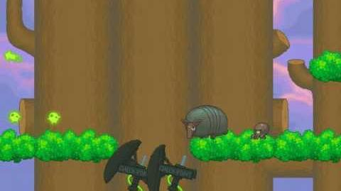 Nitrome - Parasite Last Level Ending
