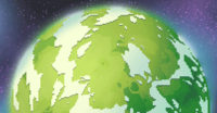 Green planet focus