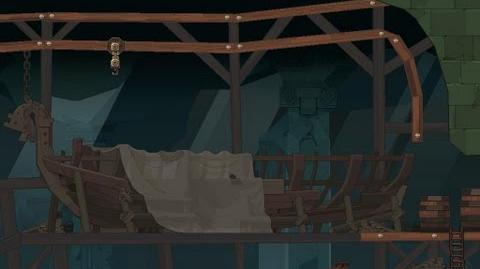 Icebreaker Under Dwell Level 6 Steam Powered