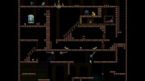 Nitrome - Tiny Castle Level 4