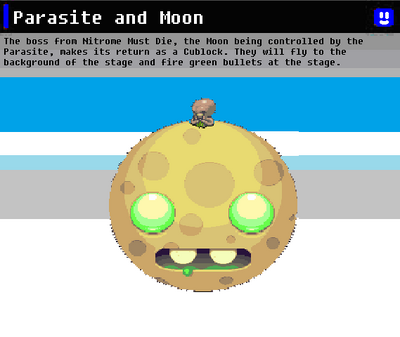 SSN Parasite and Moon