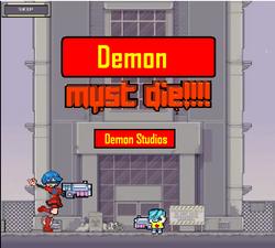 Demon must die
