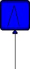 ET Blue Balloon