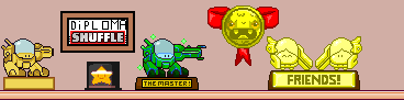 Mysteryous trophies