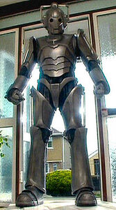 Cyberman - Army of Ghosts episode (2006)