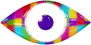 Big Brother UK 2012 Eye Logo to be used for both normal and celebrity editions