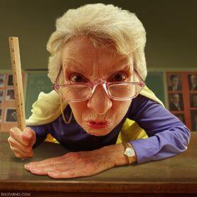 Mrs. Krinkles
