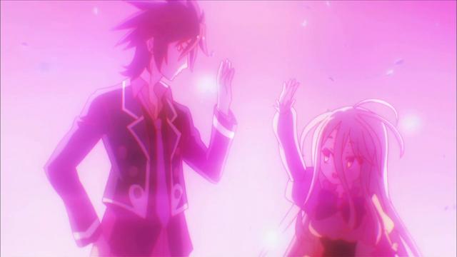 File:Sora and Shiro hi five.png