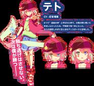 Tet Character Info