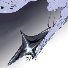 Lutai's weapon
