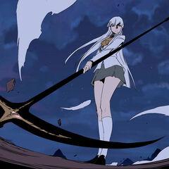 Seira's Death Scythe.