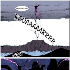 Frankenstein summons Dark Spear.
