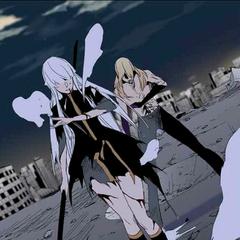 Seira defends Frankenstein.