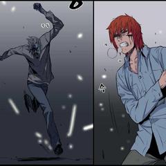 Shinwoo vs Infected