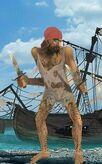 Pirate Outcast