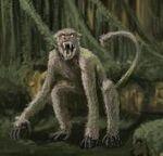 Ravenous Monkey