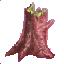 Giant Cherry Stump