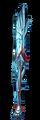 Ice Ruby Legging