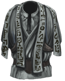 Runic Ghoulcloth Robe