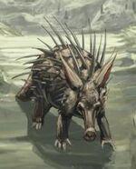Spikevark