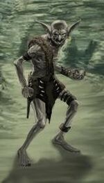 Sandskin Goblin