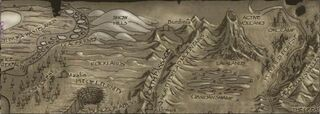 Burdinia-Map